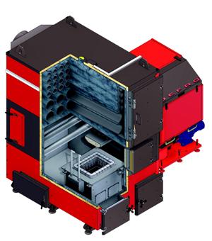 Defro Biomax [automatický kotel]