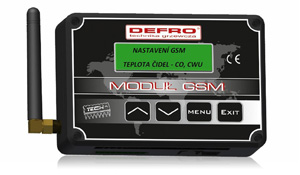 GSM modul pro kotle Defro
