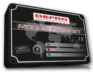 Internet modul pro kotle Defro