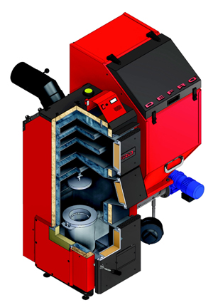 Komfort Eko [automatický kotel]